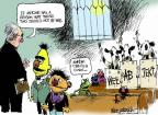 Cartoonist Mike Luckovich  Mike Luckovich's Editorial Cartoons 2012-07-26 gay marriage