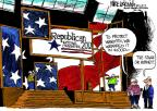 Cartoonist Mike Luckovich  Mike Luckovich's Editorial Cartoons 2012-08-29 2012 election