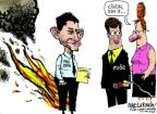 Cartoonist Mike Luckovich  Mike Luckovich's Editorial Cartoons 2012-09-02 Paul Ryan