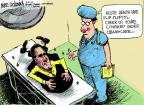 Cartoonist Mike Luckovich  Mike Luckovich's Editorial Cartoons 2012-09-12 2012 election