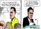 Cartoonist Mike Luckovich  Mike Luckovich's Editorial Cartoons 2012-09-21 2012 election