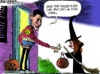 Cartoonist Mike Luckovich  Mike Luckovich's Editorial Cartoons 2012-10-09 Paul Ryan