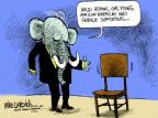 Cartoonist Mike Luckovich  Mike Luckovich's Editorial Cartoons 2012-11-08 gender