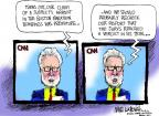 Cartoonist Mike Luckovich  Mike Luckovich's Editorial Cartoons 2013-04-18 veracity