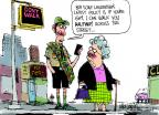 Cartoonist Mike Luckovich  Mike Luckovich's Editorial Cartoons 2013-04-24 lesbian