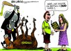 Cartoonist Mike Luckovich  Mike Luckovich's Editorial Cartoons 2013-05-19 PETA