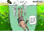 Cartoonist Mike Luckovich  Mike Luckovich's Editorial Cartoons 2013-06-18 Syria