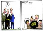 Cartoonist Mike Luckovich  Mike Luckovich's Editorial Cartoons 2013-07-02 climate