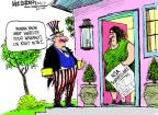 Cartoonist Mike Luckovich  Mike Luckovich's Editorial Cartoons 2013-08-01 privacy