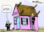 Cartoonist Mike Luckovich  Mike Luckovich's Editorial Cartoons 2013-08-02 peace