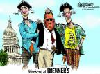 Cartoonist Mike Luckovich  Mike Luckovich's Editorial Cartoons 2013-10-03 shutdown