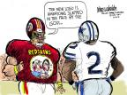 Cartoonist Mike Luckovich  Mike Luckovich's Editorial Cartoons 2013-10-16 shutdown