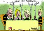 Cartoonist Mike Luckovich  Mike Luckovich's Editorial Cartoons 2013-11-19 Thanksgiving