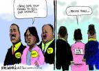 Cartoonist Mike Luckovich  Mike Luckovich's Editorial Cartoons 2014-02-23 historic