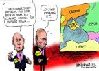 Cartoonist Mike Luckovich  Mike Luckovich's Editorial Cartoons 2014-03-19 union