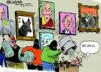 Cartoonist Mike Luckovich  Mike Luckovich's Editorial Cartoons 2014-04-10 art