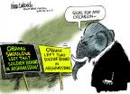 Cartoonist Mike Luckovich  Mike Luckovich's Editorial Cartoons 2014-06-04 war on terror