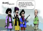 Cartoonist Mike Luckovich  Mike Luckovich's Editorial Cartoons 2014-06-06 Afghanistan