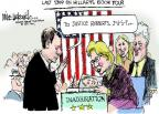 Cartoonist Mike Luckovich  Mike Luckovich's Editorial Cartoons 2014-06-11 Chief Justice