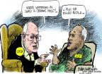Cartoonist Mike Luckovich  Mike Luckovich's Editorial Cartoons 2014-06-22 football