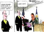 Cartoonist Mike Luckovich  Mike Luckovich's Editorial Cartoons 2014-07-08 power