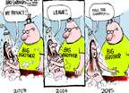 Cartoonist Mike Luckovich  Mike Luckovich's Editorial Cartoons 2015-04-08 privacy