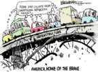 Cartoonist Mike Luckovich  Mike Luckovich's Editorial Cartoons 2015-05-15 home