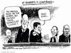Cartoonist Mike Luckovich  Mike Luckovich's Editorial Cartoons 2005-08-17 equal rights
