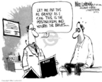 Cartoonist Mike Luckovich  Mike Luckovich's Editorial Cartoons 2005-10-11 baseball