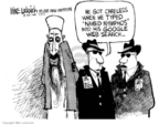 Cartoonist Mike Luckovich  Mike Luckovich's Editorial Cartoons 2006-01-27 civil war