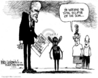 Cartoonist Mike Luckovich  Mike Luckovich's Editorial Cartoons 2006-03-30 Gulf war