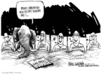 Cartoonist Mike Luckovich  Mike Luckovich's Editorial Cartoons 2006-04-28 gas price increase