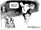 Cartoonist Mike Luckovich  Mike Luckovich's Editorial Cartoons 2006-05-04 Rush Limbaugh