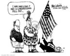 Cartoonist Mike Luckovich  Mike Luckovich's Editorial Cartoons 2006-06-29 liberty