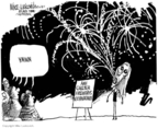 Cartoonist Mike Luckovich  Mike Luckovich's Editorial Cartoons 2007-06-28 conservative media