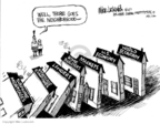 Cartoonist Mike Luckovich  Mike Luckovich's Editorial Cartoons 2007-08-13 home