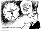 Cartoonist Mike Luckovich  Mike Luckovich's Editorial Cartoons 2007-09-26 Rudy Giuliani
