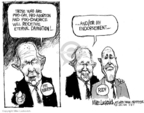 Cartoonist Mike Luckovich  Mike Luckovich's Editorial Cartoons 2007-11-08 Rudy Giuliani