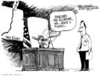 Cartoonist Mike Luckovich  Mike Luckovich's Editorial Cartoons 2008-03-21 Iraq
