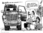 Cartoonist Mike Luckovich  Mike Luckovich's Editorial Cartoons 2008-05-07 petroleum