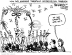 Cartoonist Mike Luckovich  Mike Luckovich's Editorial Cartoons 2008-06-18 gay marriage