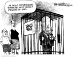 Cartoonist Mike Luckovich  Mike Luckovich's Editorial Cartoons 2008-07-02 Vietnam