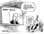 Cartoonist Mike Luckovich  Mike Luckovich's Editorial Cartoons 2008-08-07 John McCain