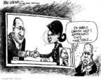 Cartoonist Mike Luckovich  Mike Luckovich's Editorial Cartoons 2008-08-22 Iraq