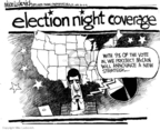 Cartoonist Mike Luckovich  Mike Luckovich's Editorial Cartoons 2008-10-14 2008 election