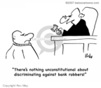 Cartoonist Rex May  Rex May Gag Cartoons 2008-02-21 unconstitutional