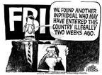 Cartoonist Mike Peters  Mike Peters' Editorial Cartoons 2003-01-04 Christmas