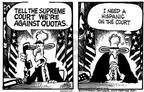 Cartoonist Mike Peters  Mike Peters' Editorial Cartoons 2003-01-18 house