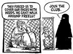 Cartoonist Mike Peters  Mike Peters' Editorial Cartoons 2002-01-26 Afghanistan