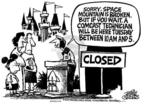 Cartoonist Mike Peters  Mike Peters' Editorial Cartoons 2004-02-14 customer